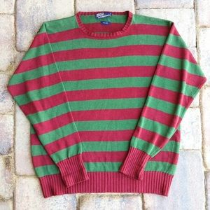*VINTAGE* POLO by Ralph Lauren striped sweater